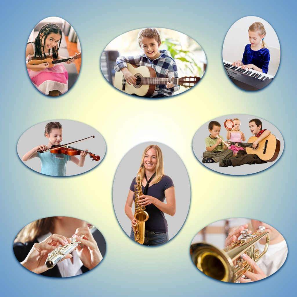 Musical Instrument Tuition at Christensen's Music Buderim