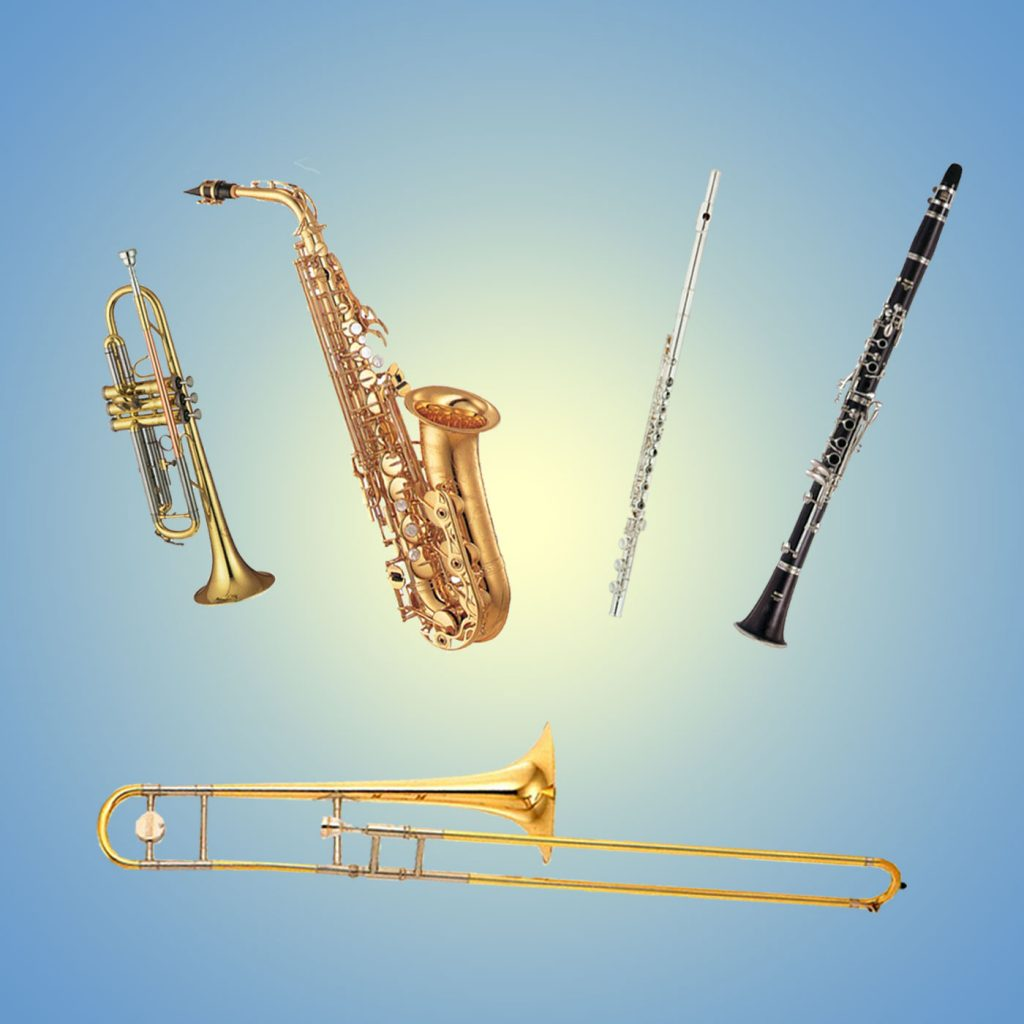 Wind and Brass Musical Instrument Service and Repairs at Christensen's Music Buderim